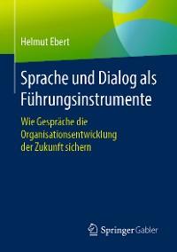 Cover Sprache und Dialog als Führungsinstrumente