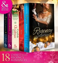 Cover Regency Christmas Collection (Mills & Boon e-Book Collections)