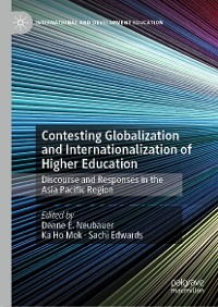 Cover Contesting Globalization and Internationalization of Higher Education