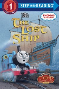 Cover Lost Ship (Thomas & Friends)