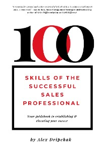 Cover 100 Skills of the Successful Sales Professional