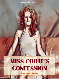 Cover Miss Coote's Confession