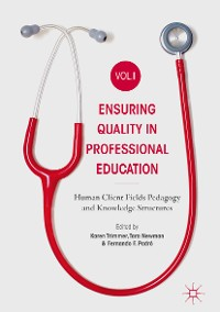 Cover Ensuring Quality in Professional Education Volume I