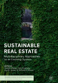 Cover Sustainable Real Estate