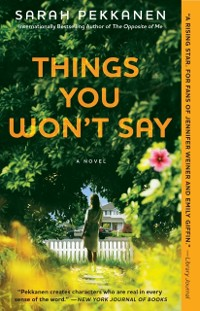 Cover Things You Won't Say