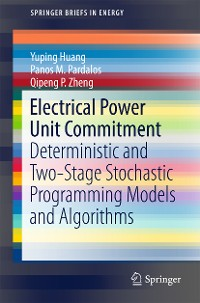 Cover Electrical Power Unit Commitment
