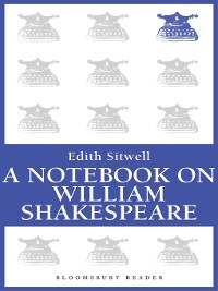 Cover A Notebook on William Shakespeare