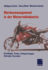 Cover Markenmanagement in der Motorradindustrie