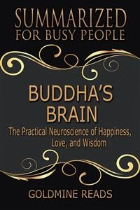 Cover Buddha's Brain - Summarized for Busy People