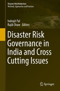 Cover Disaster Risk Governance in India and Cross Cutting Issues