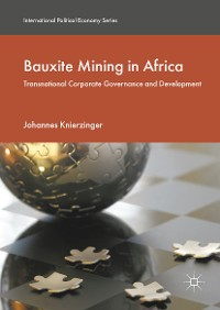 Cover Bauxite Mining in Africa