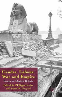 Cover Gender, Labour, War and Empire