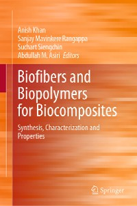 Cover Biofibers and Biopolymers for Biocomposites