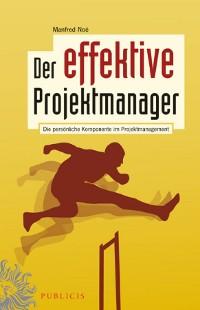 Cover Der effektive Projektmanager