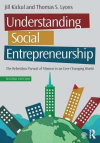 Cover Understanding Social Entrepreneurship