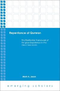 Cover Repentace at Qumran