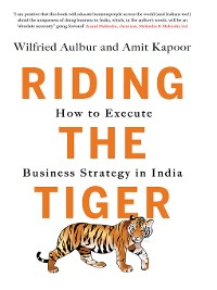 Cover Riding the Tiger