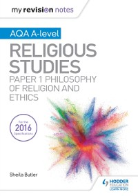 Cover My Revision Notes AQA A-level Religious Studies