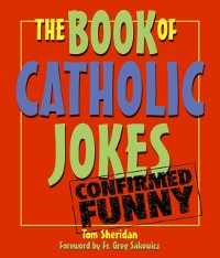 Cover Book of Catholic Jokes