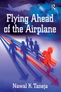 Cover Flying Ahead of the Airplane