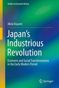 Cover Japan's Industrious Revolution