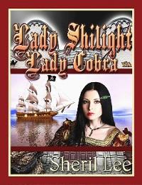 Cover Lady Shilight - Lady Cobra - YA