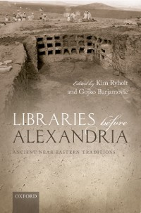 Cover Libraries before Alexandria