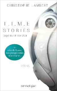 Cover T.I.M.E Stories - Jagd durch die Zeit