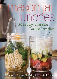 Cover Mason Jar Lunches