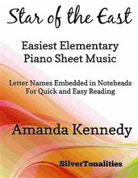 Cover Star of the East Easiest Elementary Piano Sheet Music