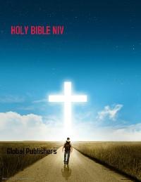 Cover HOLY BIBLE NIV