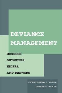 Cover Deviance Management