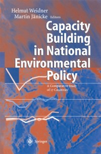 Cover Capacity Building in National Environmental Policy