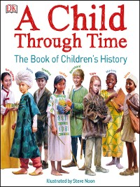 Cover A Child Through Time