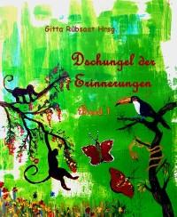 Cover Dschungel der Erinnerungen