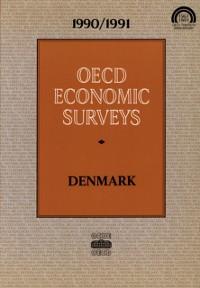 Cover OECD Economic Surveys: Denmark 1991