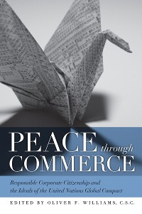 Cover Peace through Commerce