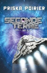 Cover Seconde Terre 04 : Trou de ver