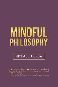Cover Mindful Philosophy