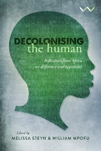 Cover Decolonising the Human