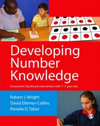 Cover Developing Number Knowledge
