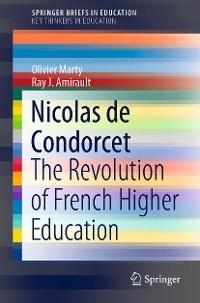 Cover Nicolas de Condorcet