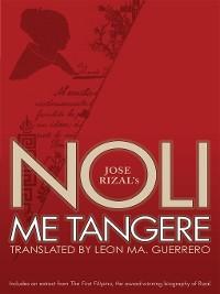 Cover Noli Me Tangere