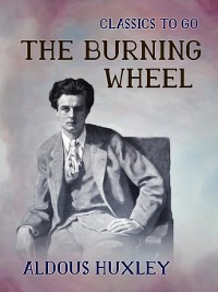 Cover The Burning Wheel