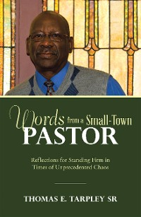 Cover Words from a Small-Town Pastor