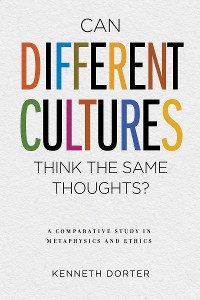Cover Can Different Cultures Think the Same Thoughts?