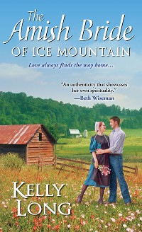 Cover The Amish Bride of Ice Mountain