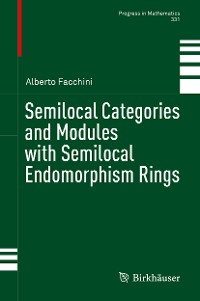 Cover Semilocal Categories and Modules with Semilocal Endomorphism Rings