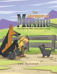Cover The Adventures of Maxine