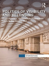 Cover Politics of Visibility and Belonging
